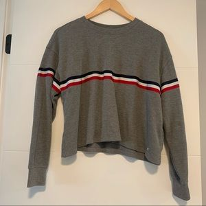 Hollister | Waffle Knit Long Sleeve Shirt